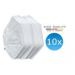 10x FFP2 Atemschutzmaske