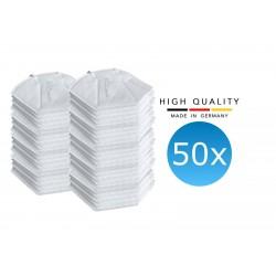 50x FFP2 Atemschutzmaske